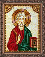 Набор для вышивки бисером именной иконы  «Святой Матфей (Матвей)»