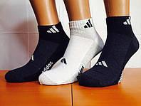 Носки мужские спортивные укороченные «Adidas» 41-45р.