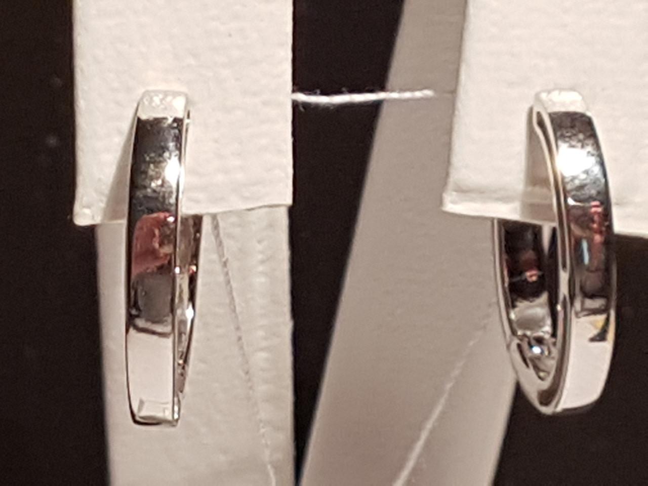 Серебряные серьги. Артикул 2081р