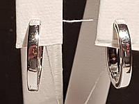Серебряные серьги. Артикул 2081р, фото 1