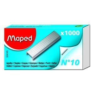 Скобы для степлера 10/5 MAPED