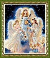 """Алмазная вышивка """"Ангелы"""""""