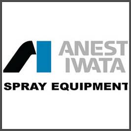Anest Iwata - краскопульты, аэрографы, компрессоры и комплектующие