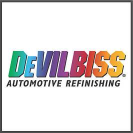 DeVilbiss - краскопульты, аэрографы и комплектующие.