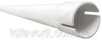 Труба ПВХ кормораздачи d 90 mm