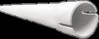Труба ПВХ кормораздачи d 75 mm