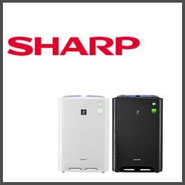 Очистители воздуха Sharp