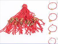 Красная нить на руку от сглаза браслет, фото 1