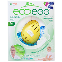 Яйцо для стирки 54 Fragrance Free, Spring Blossom, Soft Cotton, Харьков