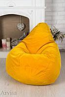 Кресло- Груша Bean bag XL Arvisa (велюр)