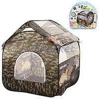 Metr+ Акция! Детский игровой домик-палатка Metr+ M 2501. Скидка 3 % на тоннель и при покупке двух домиков палаток! Спешите, количество товара