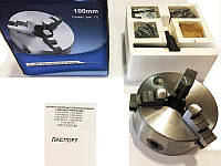 Патрон токарный 100 мм 7100-0002П