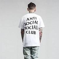 Мужская футболка Anti Social Social Club, фото 1