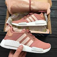 Кроссовки Adidas NMD Rose/Pink женские