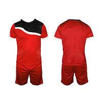 Форма футбольная без номера подростковая CO-4588-R. Распродажа!