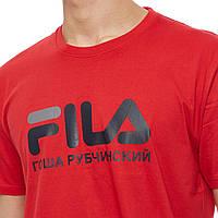 Мужская футболка Fila x Гоша Рубчинский