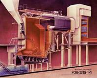 Проект по реконструкции котлов на твердое топливо