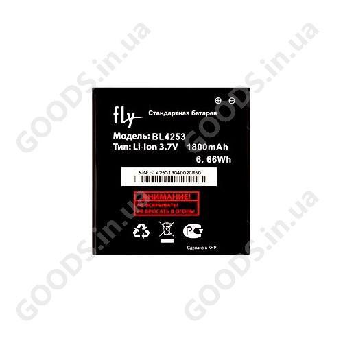 Аккумулятор Fly IQ443 Trend BL4253 1800mAh 6.66Wh - GOODS.in.ua в Ровно