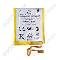 Аккумулятор iPod Nano 7Gen 220mAh 0.8Wh 616-0640