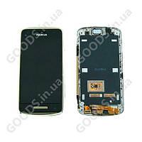 Дисплей Nokia C6-01 с сенсором orig б/у