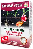 Чистый лист кристаллическое удобрение Укоренитель, 1.2 кг