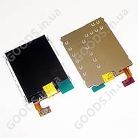Дисплей Sony Ericsson S302, W302