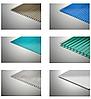 Голубой 4 мм ( 2,1х12,0 м) Сотовый поликарбонат Polygal (Полигаль ), фото 3