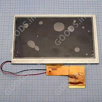 Дисплей 7 inch., 60pin (KR070PE2T, LXJC070WDM350-18C6, KD070D10-60NB-А33) Assistant AP-712, AP-703