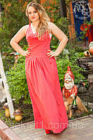 Платье №365 (БАТАЛ) ГЛ