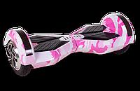 Гироскутер Smart Balance lambo U6 - 8 дюймов LED Pink Camo