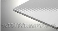 Рекламный 8 мм ( 2,1х12,0 м) Сотовый поликарбонат Polygal (Полигаль )