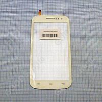 Сенсор Fly IQ451 Quattro Vista белый