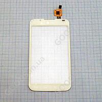 Сенсор LG P715 Optimus L7 II белый (TESTED)
