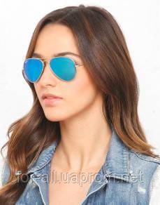 Модные солнцезащитные очки Ray Ban mirror. Новости интернет-магазина Модная покупка
