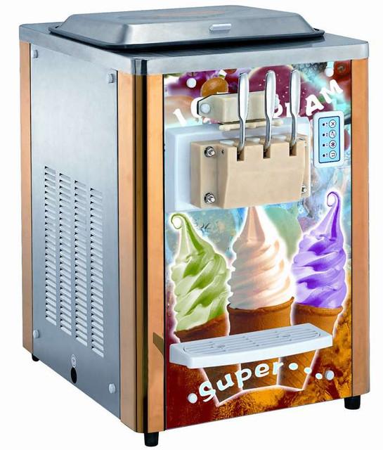 Фризери для виробництва морозива