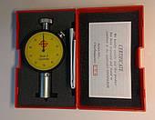 Дюрометр (твердомір) Шора модель SHORE D з однією стрілкою (шкала: 0-100 HD)