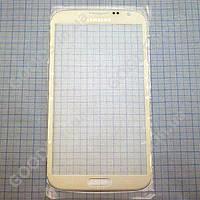 Стекло Samsung N7000 Galaxy Note, I9220 белый high copy