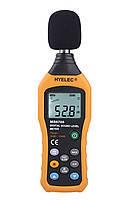 Шумомер Hyelec MS6708 (30-130 дБ) с защитой от влаги и пыли