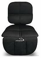 Защитный коврик на автомобильное сидение Wonderkids WK10-SM01-001 черный