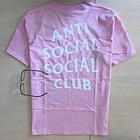 Футболка Anti Social social club Бирка ASSC
