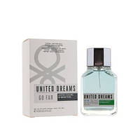 Benetton United Dreams Go Far EDT 100ml TESTER (ORIGINAL)