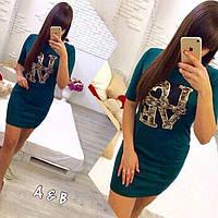 Женское модное платье ВД043