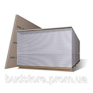 Гипсокартон потолочный Knauf (Кнауф) 9,5х1200х2500мм потолок, фото 2