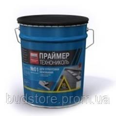 Праймер битумный ТЕХНОНИКОЛЬ ТН №01, 20л