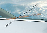 Нижние молдинги стекол Omsa на Renault Clio 1998-2005