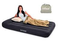 Надувная кровать Intex 66767 (99х191х30 см.) + сумка