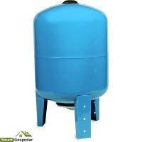 Гидроаккумулятор вертикальный 50л (нерж)