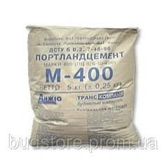 Цемент ПЦ М-400 25кг