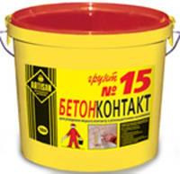 Грунтовка ARTISAN Бетонконтакт №-15 (АРТИСАН) 10л