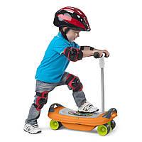Самокат детский трансформер 3 в 1 - Chicco Италия - самокат + скейт + балансборд